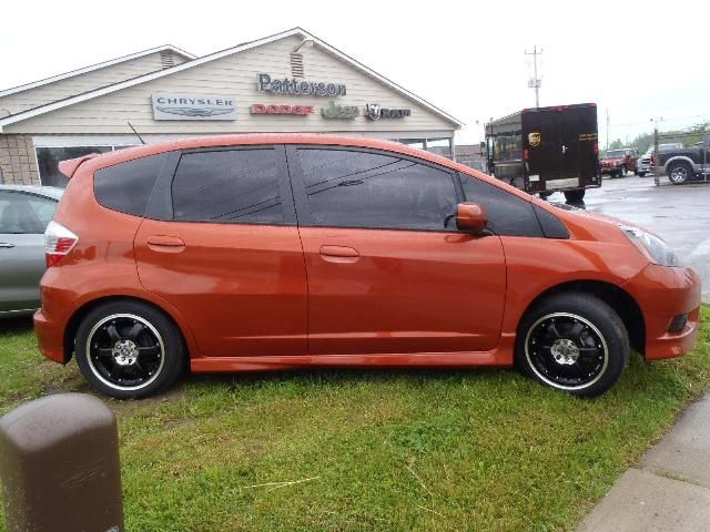 2013 Honda Fit Sport Fort Erie Ontario Used Car For Sale 1716746