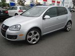 2009 Volkswagen GTI VW GOLF GTI 5-DOOR, LEATHER, 6-SPEED in Gloucester, Ontario