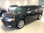 2010 Ford Flex Limited AWD NOIR CUIR Toit Pano Mags TRACTION INT? in Joliette, Quebec
