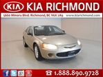 2002 Chrysler Sebring LX in Richmond, British Columbia