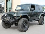 2012 Jeep Wrangler Unlimited Sahara in Penticton, British Columbia