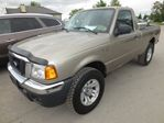 2005 Ford Ranger 5-SPEED MANUAL WORK READY XLT 3 PASSENGER 4X4.. REGULAR CAB.. SHORTY.. in Bradford, Ontario