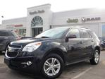 2013 Chevrolet Equinox LT AWD BACKUP CAM BLUETOOTH HTD FRT SEATS COLLISION ALERT in Thornhill, Ontario