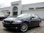 2011 BMW 5 Series xDrive NAV 3D CAM LEATHER SUNROOF KEYLESS_GO CONV ACCESS in Thornhill, Ontario