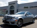 2013 Mercedes-Benz C250 NAV BLUETOOTH LOW KMS PANO SUNROOF H/K AUDIO in Thornhill, Ontario