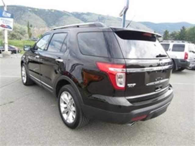2013 ford explorer xlt kamloops british columbia used car for sale 1723424. Cars Review. Best American Auto & Cars Review