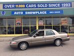 2005 Mercury Grand Marquis LS ROOF & LEATHER, ONLY 105,697 KM & NO ACCIDENTS! in North York, Ontario