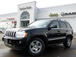 2007 Jeep Grand Cherokee Overland 4X4 NAV SUNROOF LEATHER TOW PKG BACKUP CAM in Thornhill, Ontario