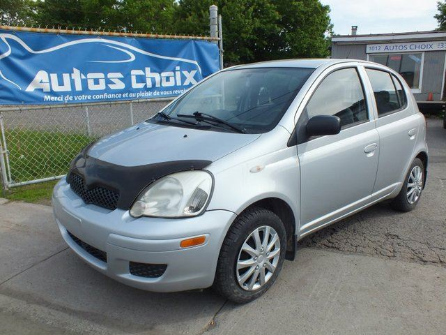 2004 Toyota ECHO LE in Longueuil, Quebec