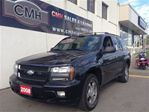 2008 Chevrolet TrailBlazer LT 4X4 LEATHER SUNROOF BOSE ALLOYS LOADED in St Catharines, Ontario