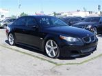 2006 BMW M5 NAVI/LOCAL/HEADS-UP/20-INCH VOSSEN WHEELS in Calgary, Alberta