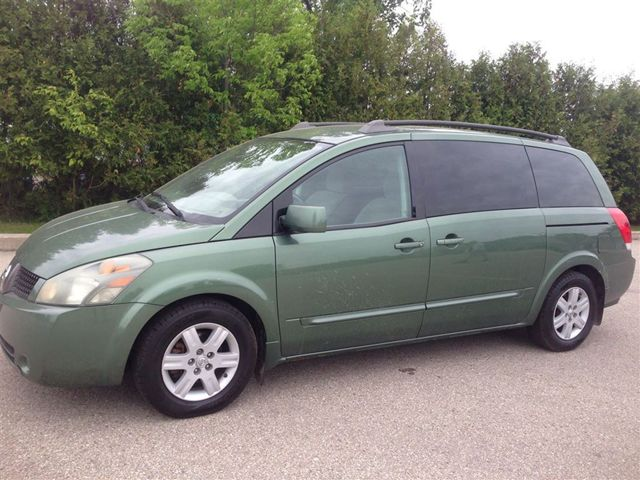 2004 Nissan quest video #2