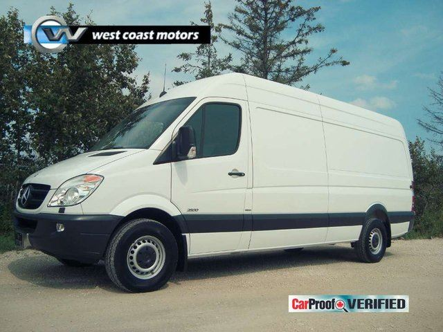 2011 mercedes benz sprinter 2500 lwb high roof fall for 2011 mercedes benz sprinter reviews