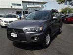 2010 Mitsubishi Outlander LS 4WD Sportronic at in Richmond, British Columbia