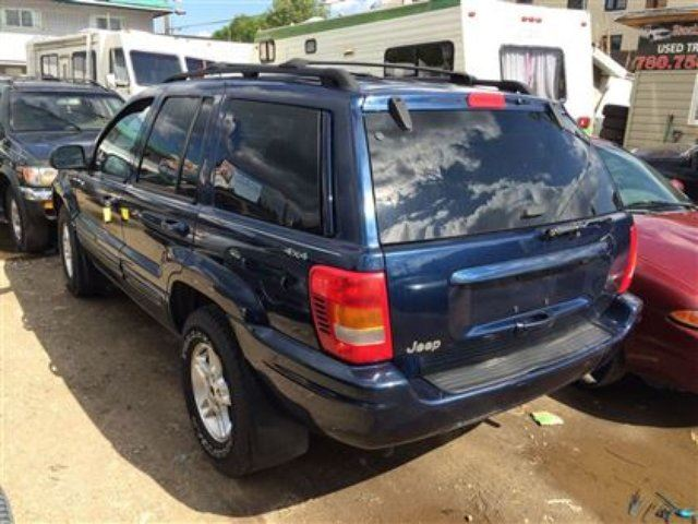 2000 jeep grand cherokee limited edmonton alberta used car for sale. Cars Review. Best American Auto & Cars Review