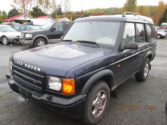 2000 LAND ROVER DISCOVERY Series II in Koksilah, British Columbia