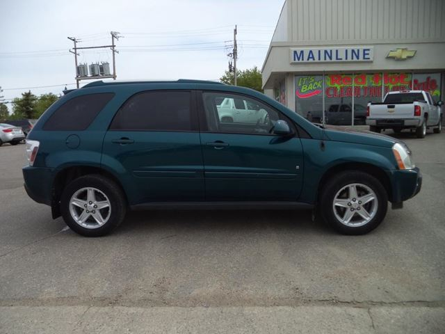 2006 chevrolet equinox watrous saskatchewan used car. Black Bedroom Furniture Sets. Home Design Ideas