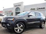 2014 Jeep Grand Cherokee Overland NAV BACKUP CAM LEATHER PANO SUNROOF AIR SUSP in Thornhill, Ontario