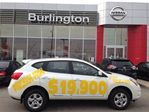 2013 Nissan Rogue S in Burlington, Ontario