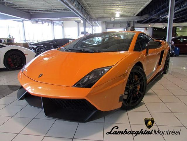 2012 lamborghini gallardo lp570 4 supperleggera arancio. Black Bedroom Furniture Sets. Home Design Ideas