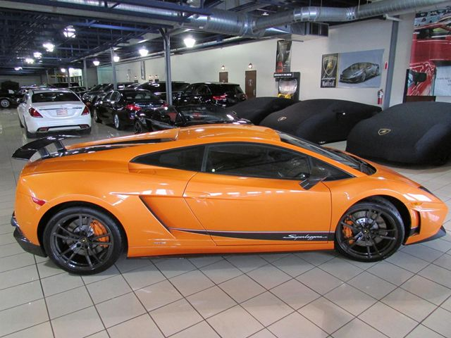 2012 lamborghini gallardo lp570 4 supperleggera kirkland. Black Bedroom Furniture Sets. Home Design Ideas