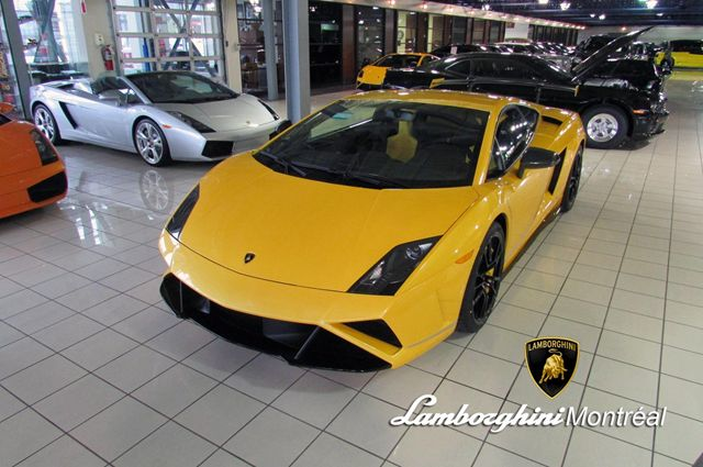 2014 Lamborghini Lp570 4 Squadra Corse Kirkland Quebec Car For
