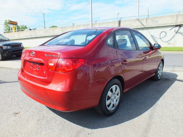 2008 hyundai elantra gls longueuil quebec car for sale 1742200. Black Bedroom Furniture Sets. Home Design Ideas