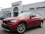 2012 BMW X1 28i XDRIVE HTD FRT SEATS KEYLESS ENTRY POWER OPTS in Thornhill, Ontario