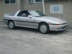 1987 Toyota Supra TURBO - TARGA TOP - ONLY 153,600 KMS. in Ottawa, Ontario