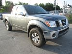 2007 Nissan Frontier 3 YEARS WARRANTY INCLUDED IN THE PRICE in Mississauga, Ontario