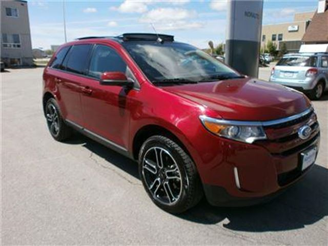 2013 ford edge sel awd toit panoramique amos quebec car for sale 1745200. Black Bedroom Furniture Sets. Home Design Ideas