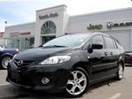 2008 Mazda MAZDA5 GS LEATHER SUNROOF MANUAL HTD FRT SEATS in Thornhill, Ontario
