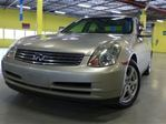2004 Infiniti G35 SUNROOF/LEATHER in Markham, Ontario