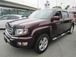 2010 Honda Ridgeline RTL 4x4 Crew 122wb w/Leather Local Truck in New Westminster, British Columbia