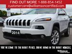 2014 Jeep Cherokee LATITUDE in Uxbridge, Ontario