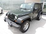 2010 Jeep Wrangler Rubicon 4WD Navigation in Langley, British Columbia