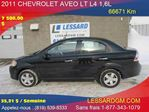 2011 Chevrolet Aveo LT in Shawinigan, Quebec