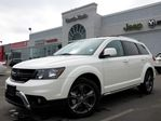 2014 Dodge Journey Crossroad 7-SEATER BACKUP CAM BLUETOOTH HTD FRT SEATS in Thornhill, Ontario