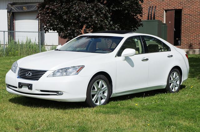 2007 lexus es 350 sunroof leather push start. Black Bedroom Furniture Sets. Home Design Ideas