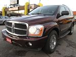 2005 Dodge Durango Limited Navi DVD Hemi in North York, Ontario