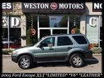 2005 Ford Escape LTD*XLT*LEATHER*SUNROOF*V6 in York, Ontario