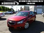 2012 Chevrolet Cruze LT Turbo in Plessisville, Quebec