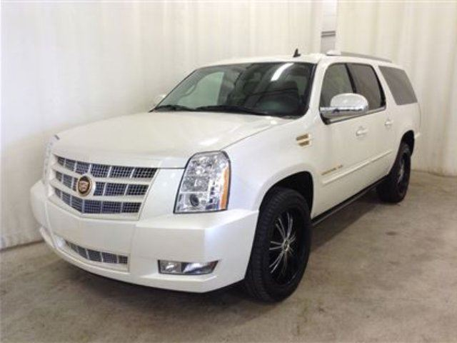 2012 cadillac escalade esv awd leather navi dvd backup. Black Bedroom Furniture Sets. Home Design Ideas