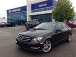 2014 Mercedes-Benz C-Class C300 4MATIC | LOTS OF REMAINING WARRANTY | LOW KMS in Oakville, Ontario