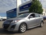 2010 Mazda MAZDA3 Sport GS (A5) | ONE OWNER | 2 SETS OF TIRES | EXTRA CLEA in Oakville, Ontario