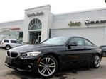 2014 BMW 428i COUPE NAV  HEAD UP XDRIVE LEATHER H/K AUDIO SUNROOF BACKUP CAM in Thornhill, Ontario