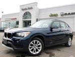 2014 BMW X1 XDRIVE PANO SUNROOF HTD FRT SEATS PARK ASSIST POWER OPTS in Thornhill, Ontario