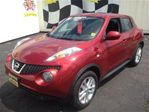 2011 Nissan Juke SV Navigation Leather Heated Seats Sunroof in Burlington, Ontario