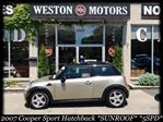 2007 MINI Cooper SPORT*5SPD*EXT SUNROOF*ALLOYS*LEATHER* in York, Ontario