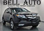 2008 Acura MDX Elite Pkg Navigation DVD Leather sunroof in North York, Ontario